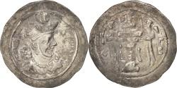 Ancient Coins - Sassanid (II century BC - VII century BC), Vahram IV (388-399), Drachm,...