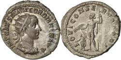 Ancient Coins - Coin, Gordian III, Antoninianus, 238, Rome, MS(63), Billon, RIC:2