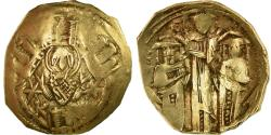 Coin, Andronicus II Palaeologus, Hyperpyron, 1303-1320, Constantinople
