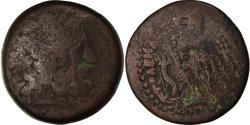 Ancient Coins - Coin, Egypt, Ptolemy III, Bronze Æ, 246-230 BC, Alexandria, , Bronze