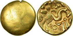 Ancient Coins - Coin, Ambiani, Stater, aux esses, , Gold, Delestrée:242