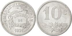 World Coins - France, 10 Centimes, 1921, , Aluminium, Elie #10.2, 1.62
