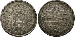 World Coins - Coin, Brazil, 960 Reis, 1815, Rio de Janeiro, , Silver, KM:307.3