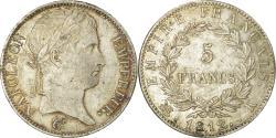 World Coins - Coin, France, Napoléon I, 5 Francs, 1812, Bordeaux, , Silver