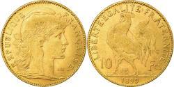 Ancient Coins - Coin, France, Marianne, 10 Francs, 1899, Paris, , Gold, KM:846