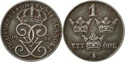 World Coins - Coin, Sweden, Gustaf V, Ore, 1950, , Iron, KM:810