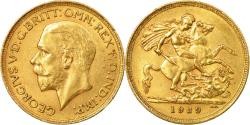 World Coins - Coin, South Africa, George V, Sovereign, 1929, , Gold, KM:A22