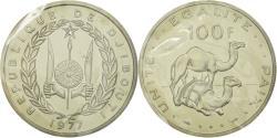World Coins - Coin, Djibouti, 100 Francs, 1977, Paris, ESSAI, , Copper-nickel, KM:E7