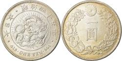World Coins - Coin, Japan, Mutsuhito, Yen, 1912, , Silver, KM:A25.3