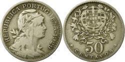 World Coins - Coin, Portugal, 50 Centavos, 1929, , Copper-nickel, KM:577