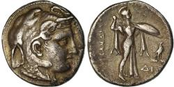 Ancient Coins - Coin, Egypt, Ptolemy I Soter, Drachm, 311 BC, Alexandria, , Silver