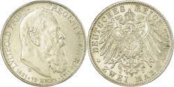 World Coins - Coin, German States, BAVARIA, Otto, 2 Mark, 1911, Munich, , Silver