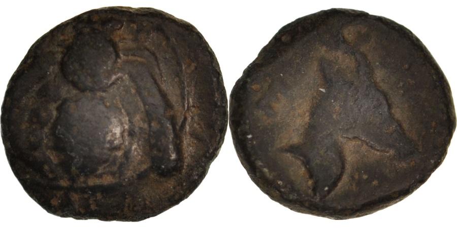 Ancient Coins - Ionia, Bronze AE 8, Ephesos, , Bronze, SNG Kayhan 147 ff