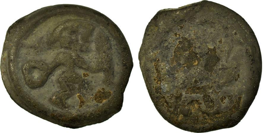 Ancient Coins - Coin, Remi, Potin, , Potin, Delestrée:155