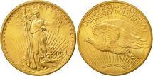 Us Coins - United States, Saint-Gaudens, $20, 1914, San Francisco, AU(55-58), Gold, KM:131