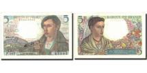 World Coins - France, 5 Francs, 5 F 1943-1947 ''Berger'', 1943, KM:98a, 1943-12-23, AU(55-58)