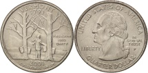 Us Coins - United States, Quarter, 2001, U.S. Mint, Philadelphia, AU(55-58), KM 321