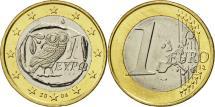World Coins - Greece, Euro, 2004, MS(63), Bi-Metallic, KM:187