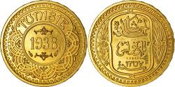 World Coins - Coin, Tunisia, Ahmad Pasha Bey, 100 Francs, 1938, Paris, ESSAI, , Bronze