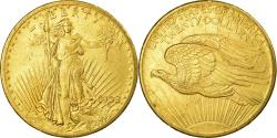 Us Coins - Coin, United States, Saint-Gaudens, $20, Double Eagle, 1908, U.S. Mint