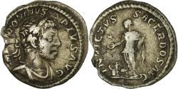 Ancient Coins - Coin, Elagabalus, Denarius, 221, Roma, , Silver, RIC:88