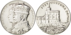World Coins - Great Britain, Politics, Society, War, Medal, , Silver, 31, 15.60