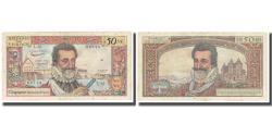 World Coins - France, 50 Nouveaux Francs on 5000 Francs, Henri IV, 1959, 1959-07-02
