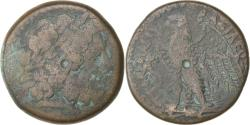Ancient Coins - Coin, Egypt, Ptolemy III, Obol, 246-230 BC, Alexandria, , Bronze