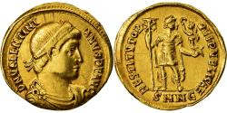 Ancient Coins - Coin, Valentinian I, Solidus, Nicomedia, , Gold, RIC:2a