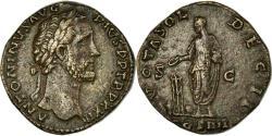 Ancient Coins - Coin, Antoninus Pius, Sestertius, 158-159, Rome, , Bronze, RIC:1008