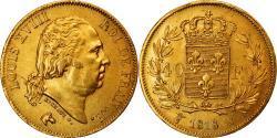 Ancient Coins - Coin, France, Louis XVIII, Louis XVIII, 40 Francs, 1818, Lille, , Gold