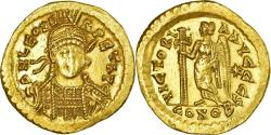 Ancient Coins - Coin, Leo I, Solidus, Constantinople, , Gold, RIC:605