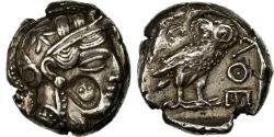Ancient Coins - Coin, Attica, Tetradrachm, 454-404 BC, Athens, , Silver, SNG Cop:31