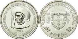 World Coins - Coin, Portugal, 20 Escudos, 1960, , Silver, KM:589