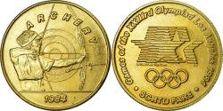 Us Coins - United States of America, Medal, Jeux Olympiques de Los Angelès, Tir à l'Arc