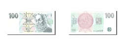 World Coins - Czech Republic, 100 Korun, 1997, 1997, KM:18, UNC(65-70)