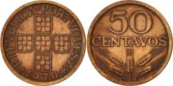 World Coins - Portugal, 50 Centavos, 1976, , Bronze, KM:596