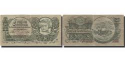 World Coins - Banknote, Austria, 50 Schilling, 1945, 1945-05-29, KM:117, VF(30-35)