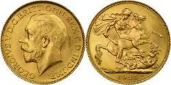 World Coins - Coin, Great Britain, George V, Sovereign, 1925, , Gold, KM:820
