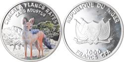 World Coins - Coin, Niger, 1000 Francs, 2012, Proof, , Silver, KM:19