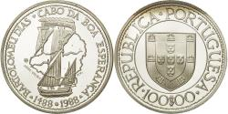 World Coins - Coin, Portugal, 100 Escudos, 1988, , Silver, KM:642a