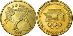 Us Coins - United States of America, Medal, Jeux Olympiques de Los Angeles, Boxe, 1984