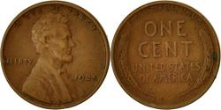 Us Coins - Coin, United States, Lincoln Cent, Cent, 1935, U.S. Mint, Philadelphia