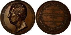 World Coins - France, Medal, Louis-Philippe Ier, Eusèbe Salverte, Elu Député, Paris, 1834