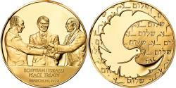 Us Coins - United States of America, Medal, Traité de Paix Israelo-Egyptien, Politics
