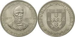 World Coins - Coin, Portugal, 5 Escudos, 1977, Lisbon, , Copper-nickel, KM:606