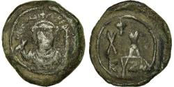 Ancient Coins - Coin, Phocas, Half Follis, 602-610, Kyzikos, , Copper, Sear:668