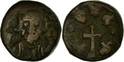 Ancient Coins - Coin, Constans II, Half Follis, 643-647, Carthage, , Copper, Sear:1060