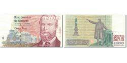 World Coins - Banknote, Ireland - Republic, 100 Pounds, 1996, 1996-08-22, KM:79a, AU(50-53)