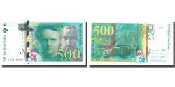 World Coins - France, 500 Francs, Pierre et Marie Curie, 1994, UNC(65-70), Fayette:76.1